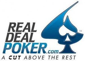 real deal poker logo