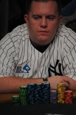 pat hartnett at the WSOP