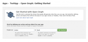 Enter OpenGraph descriptions